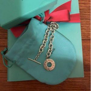 Tiffany & Co 1837 Toggle Bracelet